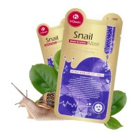 Маска для лица с экстрактом улитки  Snail Mask (Korea)